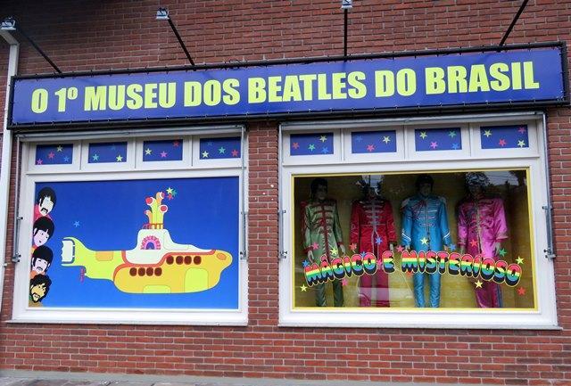 Um museu para os Beatles na Serra Museu dos Beatles do Brasil / Divulgação/Divulgação