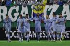Michel explica que lance do primeiro gol foi sem intenção na goleada sobre a Chapecoense Márcio Cunha/Especial
