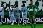 Renato e o time do Grêmio deram show em Chapecó LUCAS UEBEL/GREMIO FBPA