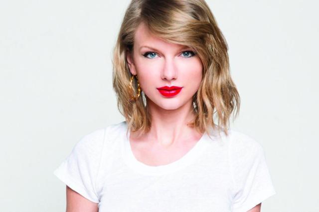 Taylor Swift lança segundo single de seu novo disco; ouça Sarah Barlow/Universal