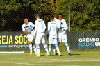 Transição do Grêmio vence o Igrejinha pela Terceirona Rodrigo Fatturi / Divulgação Grêmio/Divulgação Grêmio