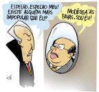 Iotti: espelho, espelho meu! Iotti/Agencia RBS