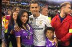 Namorada de Cristiano Ronaldo confirma gravidez a amigos, diz jornal Reprodução/Instagram/