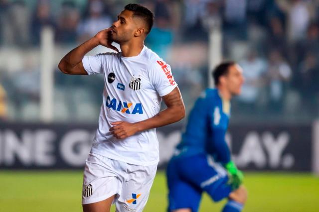 Na estreia de Levir Culpi, Santos vence Palmeiras por 1 a 0  Ivan Storti / Divulgação Santos/Divulgação Santos