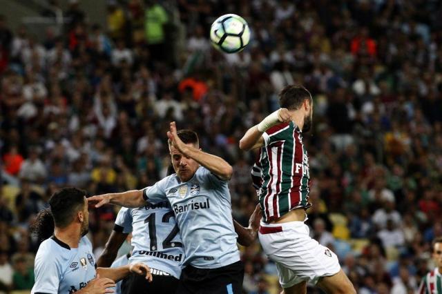 Grêmio pode ter sequência de quatro jogos no Rio em setembro NELSON PEREZ/FLUMINENSE F.C,Divulgação