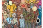 """Por que ler a HQ """"Projeto Manhattan"""", de Jonathan Hickman e Nick Pitarra Nick Pitarra/Reprodução"""