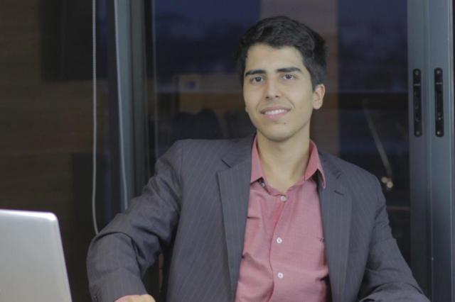 Depois de pedir o impeachment de Janot, jovem formado pelo MIT quer que políticos denunciados sejam julgados por júri popular Arquivo pessoal/Arquivo pessoal