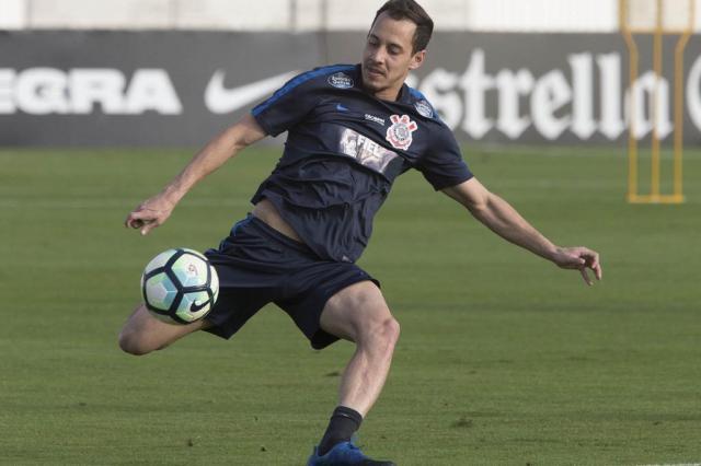 """""""Lógico que preocupa"""", diz Rodriguinho após dois empates consecutivos do Corinthians Daniel Augusto Jr./Corinthians,Divulgação"""