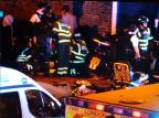 Ataque terrorista deixa um morto e 10 feridos em frente a mesquita em Londres Cynthia Vanzella / Reprodução/Reprodução