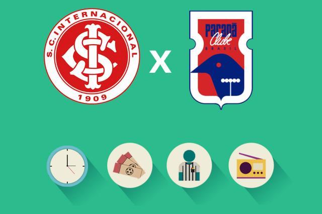 Inter x Paraná: tudo o que você precisa saber para acompanhar a partida Arte ZH/