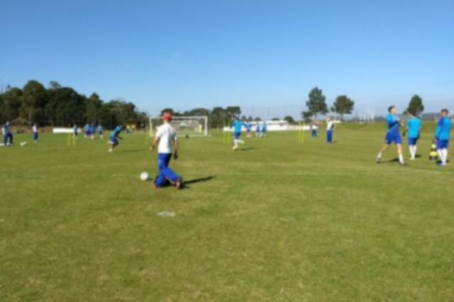 Saiba como está o Paraná, adversário do Inter nesta terça-feira Paraná Clube / Divulgação/Divulgação
