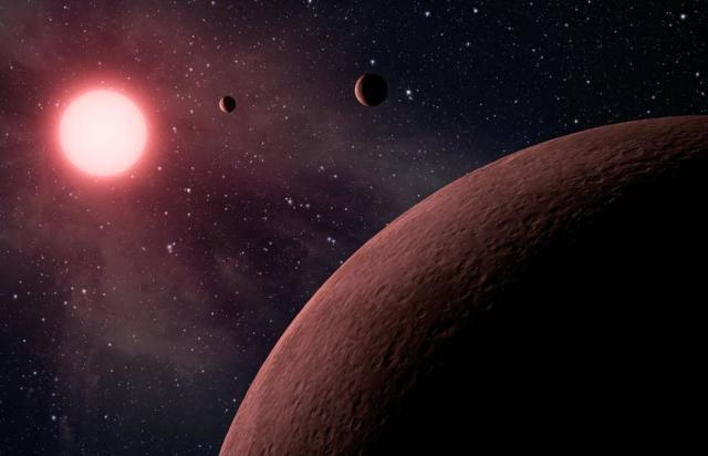 Nasa anuncia descoberta de novos planetas semelhantes à Terra NASA/JPL/Caltech / Divulgação/Divulgação