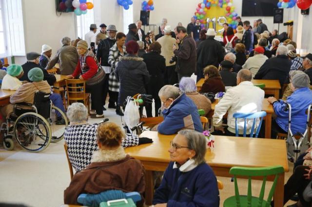 Asilo Padre Cacique comemora 119 anos com apresentações musicais Robinson Estrásulas/Agencia RBS