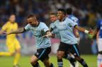 Futebol e postura do Grêmio orgulharam o torcedor (CRISTIANE MATTOS/ESTADÃO CONTEÚDO)