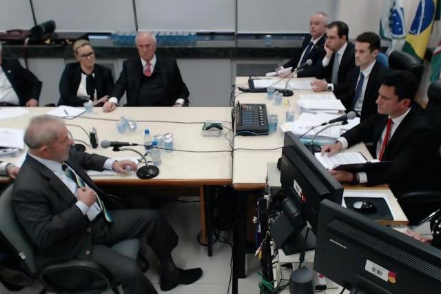 Moro pode emitir sentença sobre Lula a partir de quarta-feira Reprodução/Divulgação