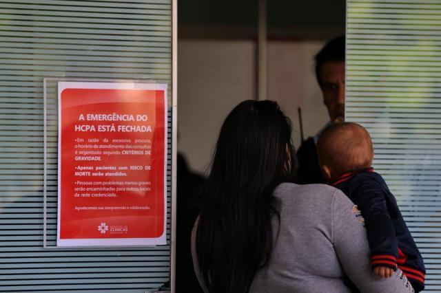 O que entidades da saúde apontam como possíveis saídas para o problema nas emergências Bruno Alencastro/Agencia RBS