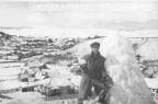 No primeiro dia do inverno, veja fotos da maior nevasca de SC, que ocorreu há 60 anos Bampi/Arquivo Pessoal