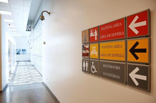 Saiba como funciona por dentro o consulado dos EUA em Porto Alegre Mateus Bruxel/Agencia RBS