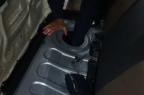 Carga de crack e cocaína é encontrada dentro de tanque de veículo na freeway, em Porto Alegre Polícia Rodoviária Federal  / Divulgação/Divulgação