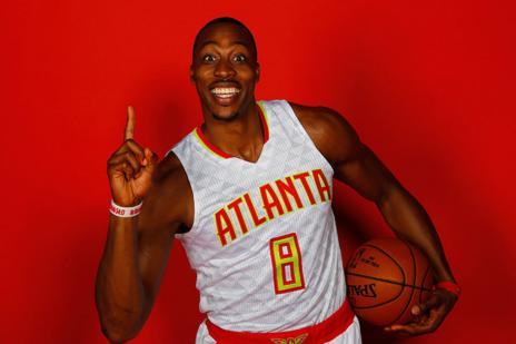Lakers, Nets, Hawks e Hornets fazem trocas antes do draft na NBA (NBA / Divulgação/Divulgação)