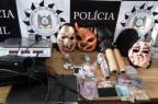 Polícia deflagra operação contra tráfico e homicídios em São José do Norte Divulgação/Polícia Civil