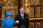 Rainha Elizabeth II discurso no Parlamento Inglês nesta quarta-feira