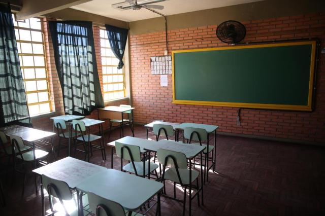Falta de professores no ensino municipal da Capital: Ministério Público cobra respostas de Marchezan Tadeu Vilani/Agencia RBS