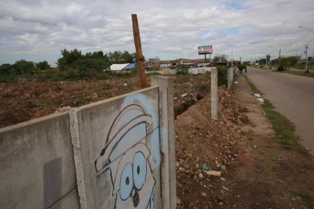 Famílias deverão deixar área ocupada na Vila Liberdade Tadeu Vilani/Agencia RBS
