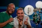 Diogo Nogueira e Martinho da Vila: encontro de gerações, nesta sexta, em Porto Alegre (Washington Possato/Divulgação)