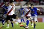 Conmebol garante que River não será eliminado por conta de doping JUAN MABROMATA/AFP