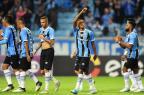 """Jogadores do Grêmio começam a projetar duelo pela liderança contra o Corinthians: """"Grande jogo"""" Félix Zucco/Agência RBS"""