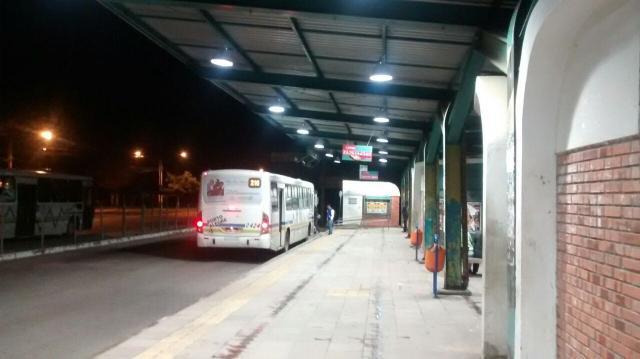 Ônibus voltam a circular no bairro Restinga EPTC/Divulgação