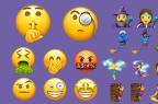 Conheça os 56 novos emojis que você poderá usar em breve em suas redes sociais (Emojipedia / Reprodução/Reprodução)