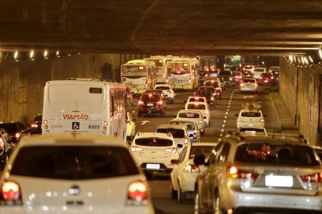 Confira pontos e horários de maior congestionamento em Porto Alegre Félix Zucco/Agencia RBS