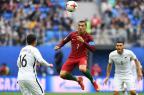 Portugal goleia Nova Zelândia e avança na Copa das Confederações Kirill KUDRYAVTSEV / AFP/AFP
