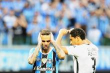 Corinthians dá um forte choque de realidade no Grêmio na Arena Mateus Bruxel/Agencia RBS