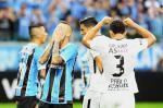 Grêmio perde para o Corinthians na Arena
