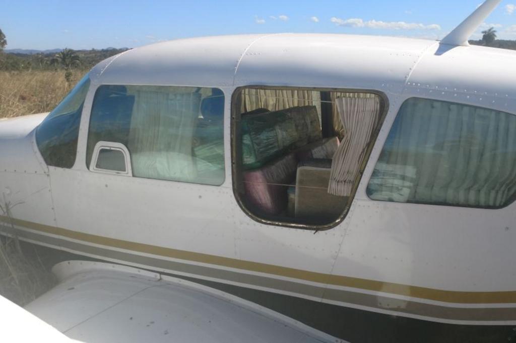 Avião com mais de 600 quilos de cocaína decolou de fazenda da família de Blairo Maggi