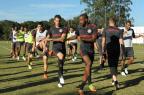 Com jogadores da base, Inter faz segundo dia de treino fechado Luiz Armando Vaz/Agencia RBS