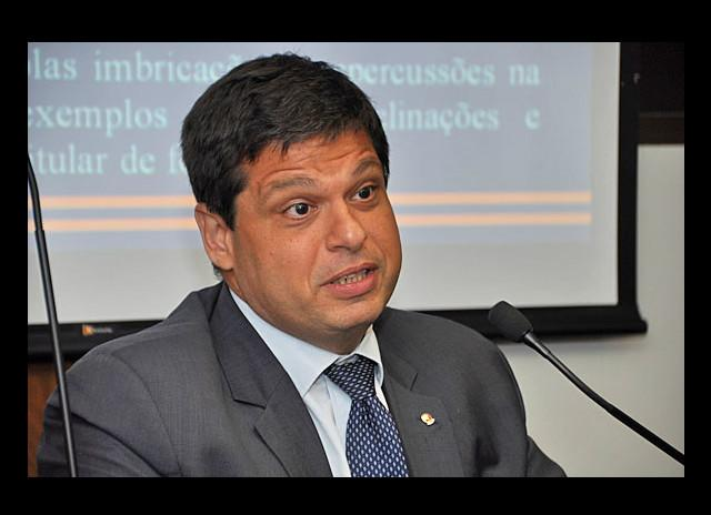 Ex-procurador citado por Temer em discurso deixa escritório de advocacia MP-MG / Divulgação/Divulgação