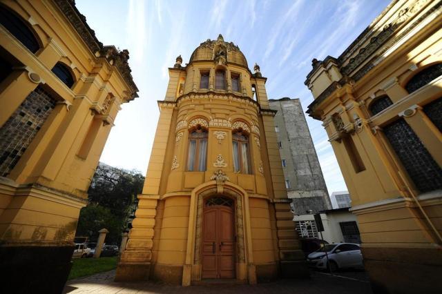 Sete lugares que vale a pena conhecer no centro de Porto Alegre Ronaldo Bernardi/Agencia RBS