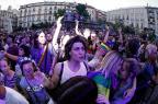 Começam as festividades do WorldPride em Madri OSCAR DEL POZO/AFP
