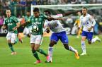 Em jogo movimentado, Palmeiras e Cruzeiro empatam em 3 a 3 Eduardo Carmim / Photo Premium/Lancepress/Photo Premium/Lancepress