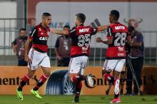 "Sem o Maracanã, Flamengo recebe Grêmio na sua ""Bombonera"" Luciano Belford / AGIF/Lancepress/AGIF/Lancepress"