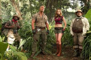 """VÍDEO: sequência de """"Jumanji"""" ganha primeiro trailer Sony Pictures/Divulgação"""