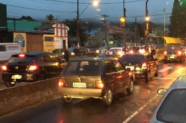 Saindo de casa? Veja como estão o trânsito e o transporte coletivo em Porto Alegre e região Felipe Daroit/Agencia RBS