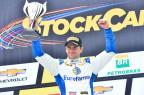 Daniel Serra garante vaga na Aston Martin para restante da temporada Divulgação/Stock Car