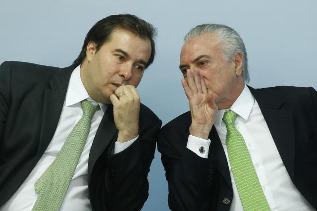 Brecha na lei trava 24 pedidos de impeachment na Câmara dos Deputados DIDA SAMPAIO/ESTADÃO CONTEÚDO