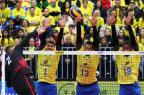 FOTOS:Brasil enfrenta o Canadá, na Arena da Baixada, na estreia da fase final da Liga Mundial FIVB/Divulgação