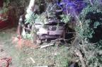 Criminoso morre em acidente durante perseguição com a BM em Porto Alegre Brigada Militar / Divulgação/Divulgação